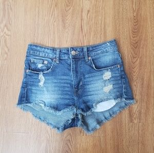 cut off shorts